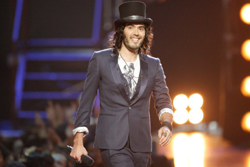 Russell Brand Announced As 2012 MTV Movie Awards Host