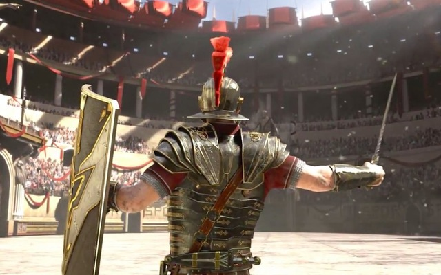 Ryse: Son of Rome no PS4?