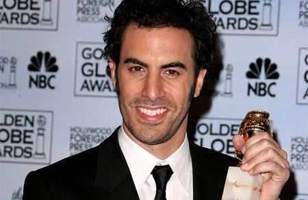 Sacha Baron Cohen Drops Out Of Quentin Tarantino's Django Unchained