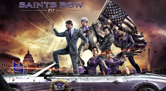saints row iv 4 Saints Row IV Will Contain More Content Than Third Game
