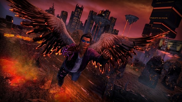 Here's A Sinful Developer Walkthrough For Saints Row: Gat Out Of Hell
