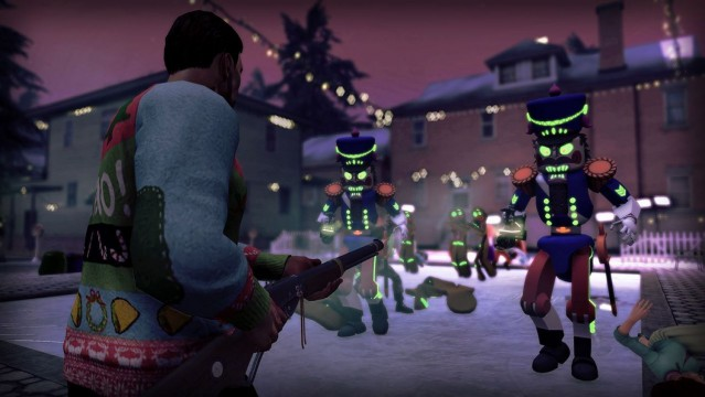 saintsrowivchristmas3 639x360 Saints Row IV: How The Saints Save Christmas DLC Review