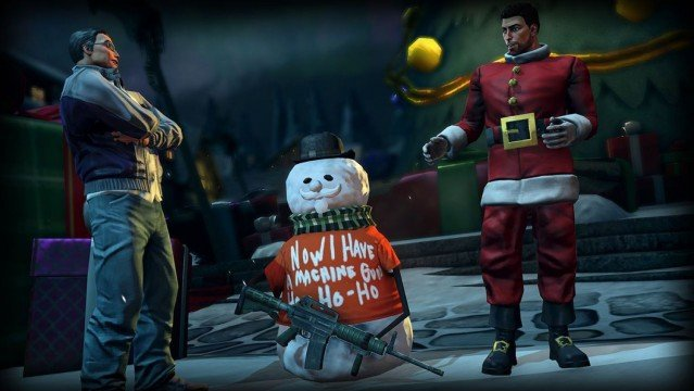 saintsrowivchristmas4 639x360 Saints Row IV: How The Saints Save Christmas DLC Review