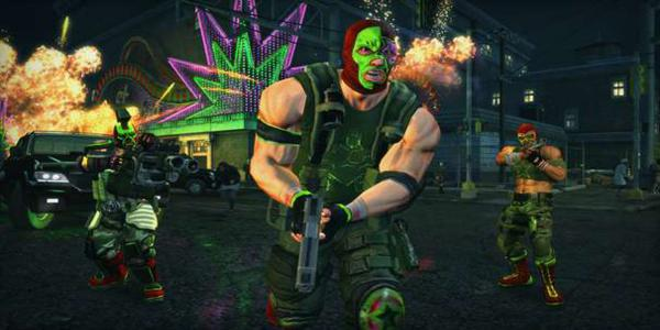 Dress Up Like Your Enemies With The Saints Row: The Third Steelport Gangs Pack