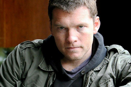 Sam Worthington pictured at the Supper Club in Melbourne.