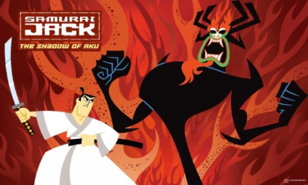 %name Genndy Tartakovsky Says Samurai Jack Movie Is Number 1 On His List