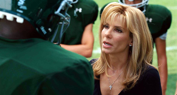 sandra bullock blind side2 Top 10 Most Unworthy Oscar Winners