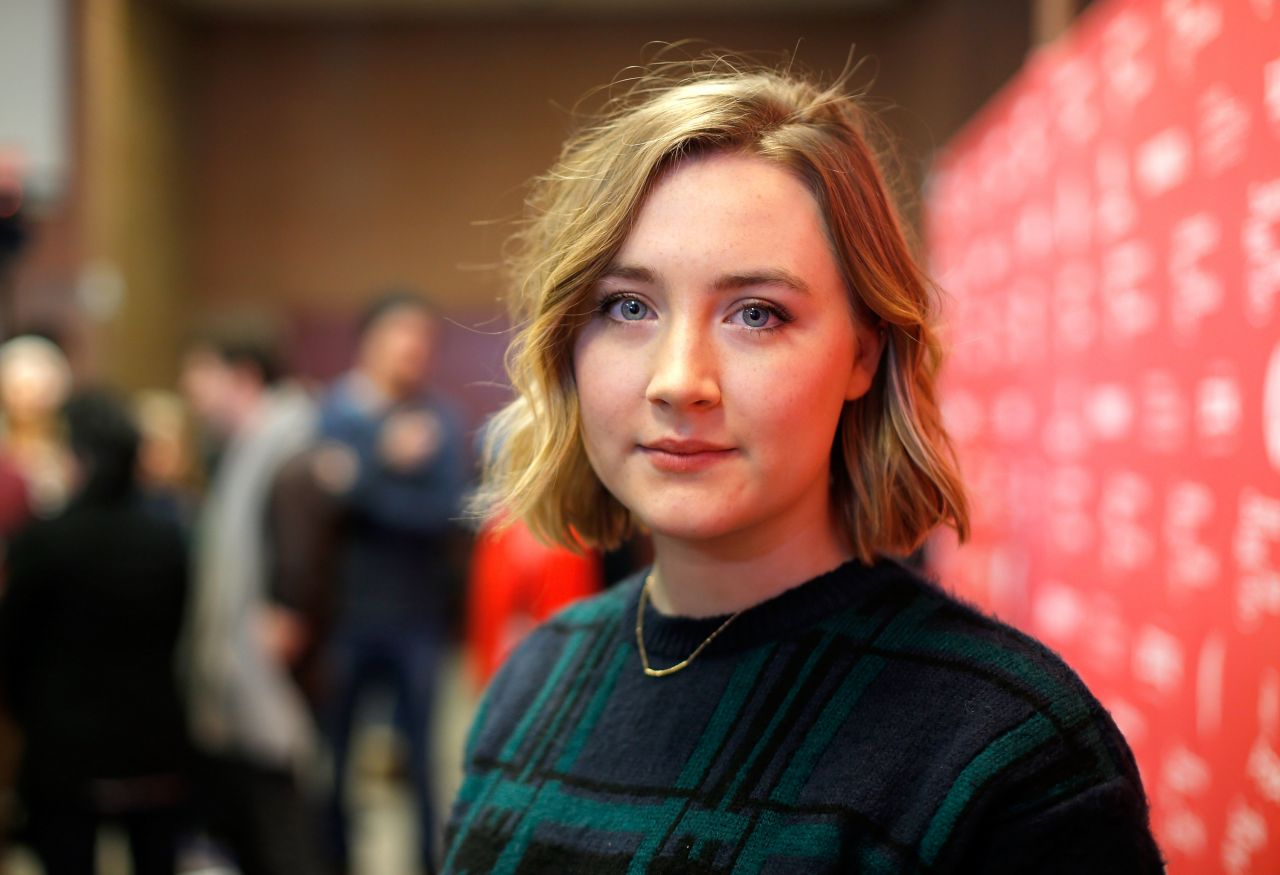 Sweetness In The Belly Reunites Brooklyn Duo Saoirse Ronan And Alan Moloney