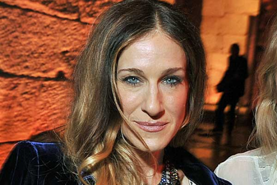 All Roads Lead To Rome For Sarah Jessica Parker