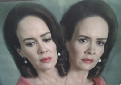 Two Heads Will Be Better Than One For Sarah Paulson On American Horror Story: Freak Show