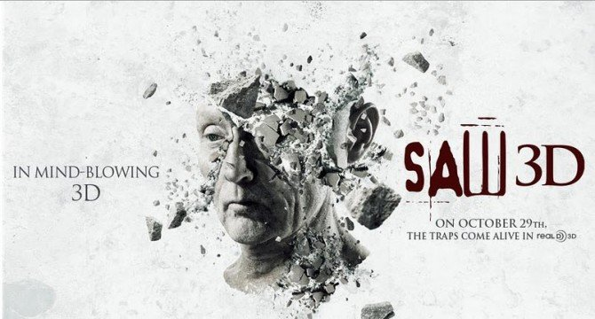 Saw 3D Blu-Ray Review