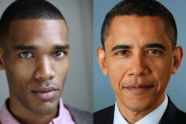 Parker Sawyers To Play Barack Obama In Romance Southside With You