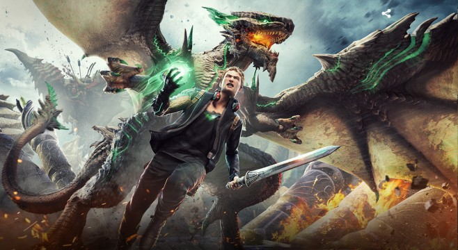 Hideki Kamiya Aiming To Create A Classic Fantasy With Xbox One Exclusive Scalebound