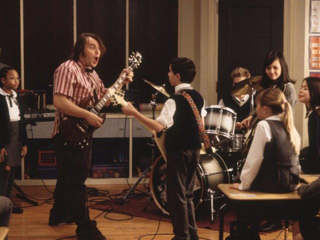 school of rock 2 School Of Rock Blu Ray Review