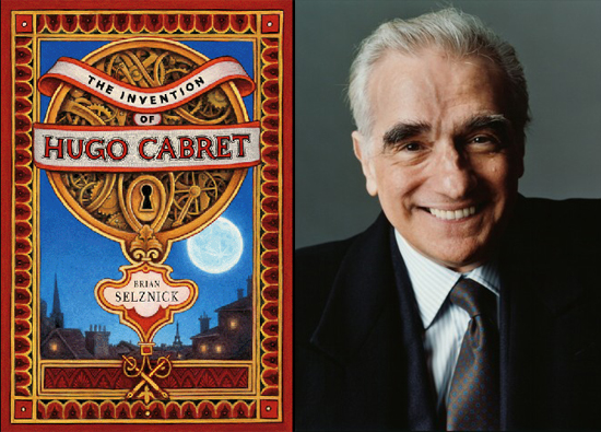 New Photos From Scorsese's Hugo Cabret