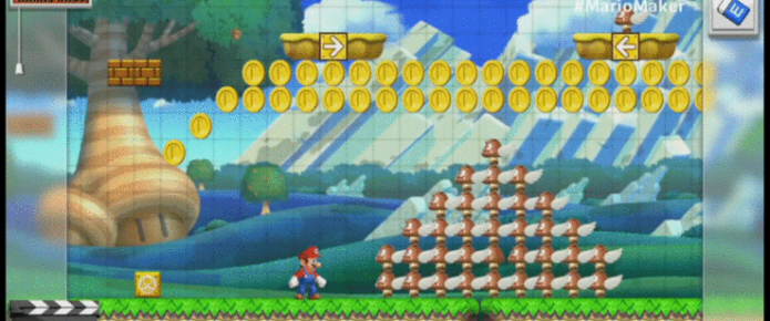 Let Your Imagination Run Wild With Nintendo's Mario Maker For Wii U