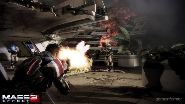 New Mass Effect 3 Screens Plus Additional Details Revealed