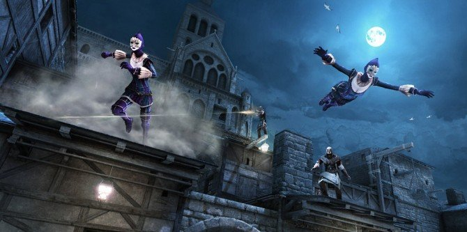 First Assassin's Creed Brotherhood DLC Will Be Free