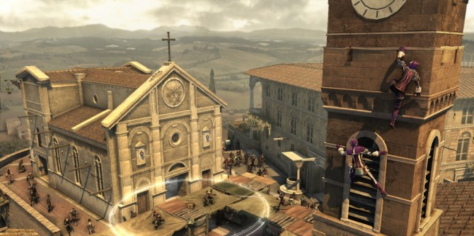 More Free Assassin's Creed Brotherhood DLC Out Now