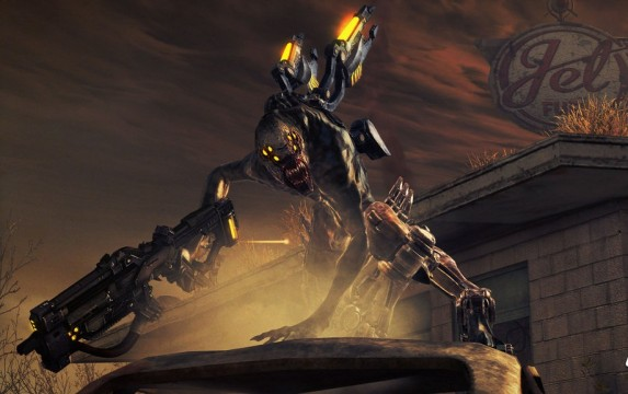 First Resistance 3 Multiplayer Footage