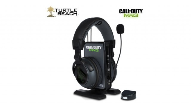 Modern Warfare 3 Headsets Revealed