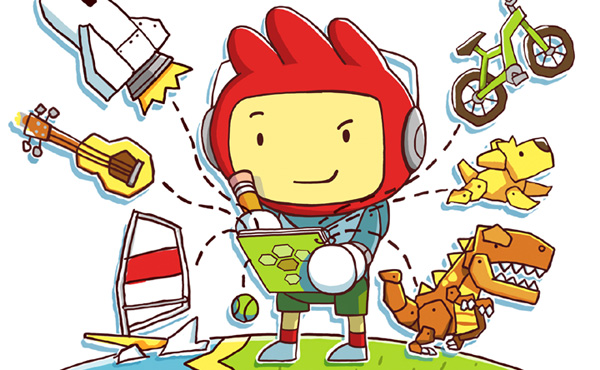 Will The New Scribblenauts Game Feature DC Heroes And Villains?