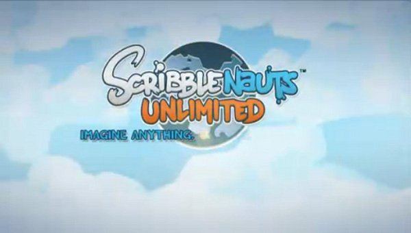 Scribblenauts Unlimited Revealed For Wii U And 3DS