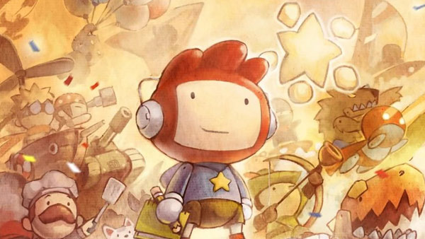 Scribblenauts Unlimited For The 3DS Gets A New Trailer