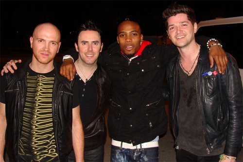 The Script Ft. B.O.B. - Walking Away (Remix)