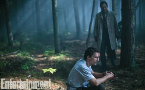 First Image Of Matthew McConaughey In Gus Van Sant's The Sea Of Trees