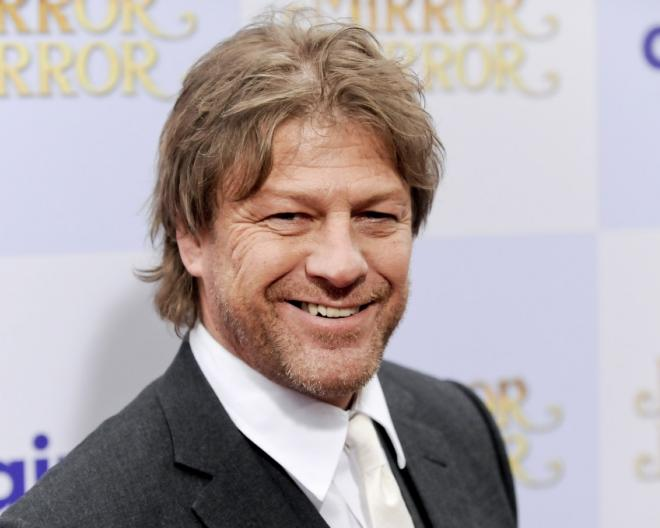 Sean Bean Boards The Martian