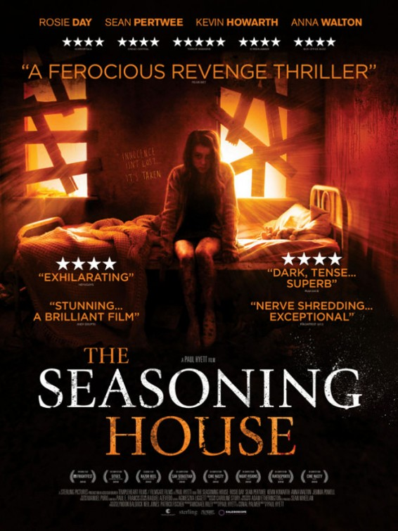 The Seasoning House Review