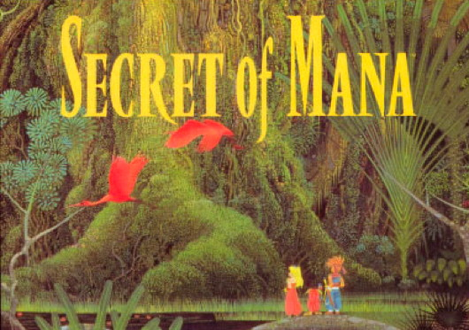 """Why Is Square Enix Trademarking """"Circle Of Mana?"""""""