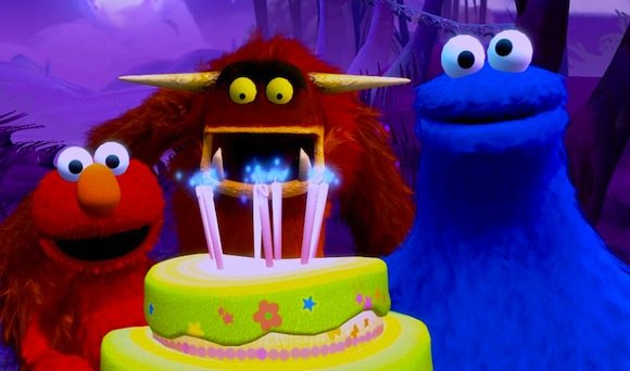 Sesame Street: Once Upon a Monster Has Free DLC