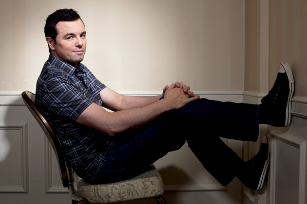 sethmacfarlane Seth MacFarlane To Guest Star On The Simpsons