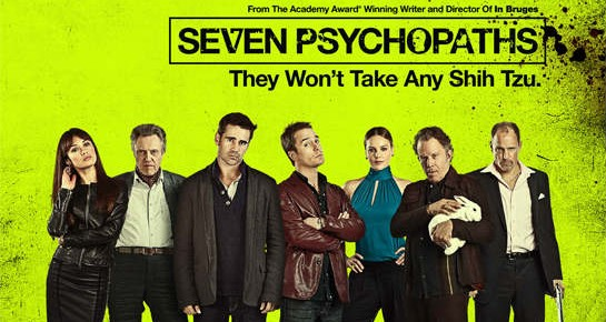 Seven Psychopaths Review [TIFF 2012]
