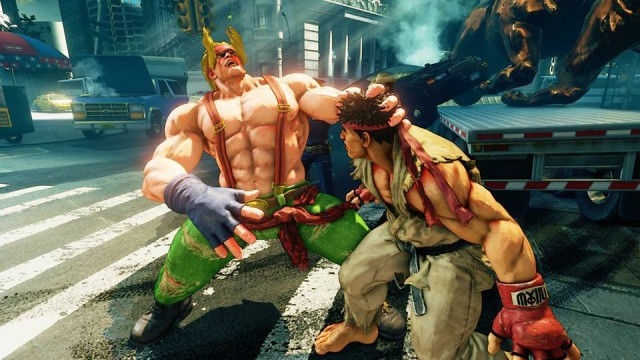 First Details For Street Fighter V's March Update Revealed