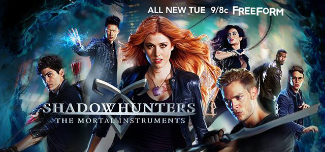 Shadowhunters Flexes Divine Power To Secure Second Season At Freeform