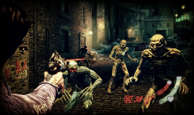 shadows of the damned scr2 Shadows Of The Damned Review
