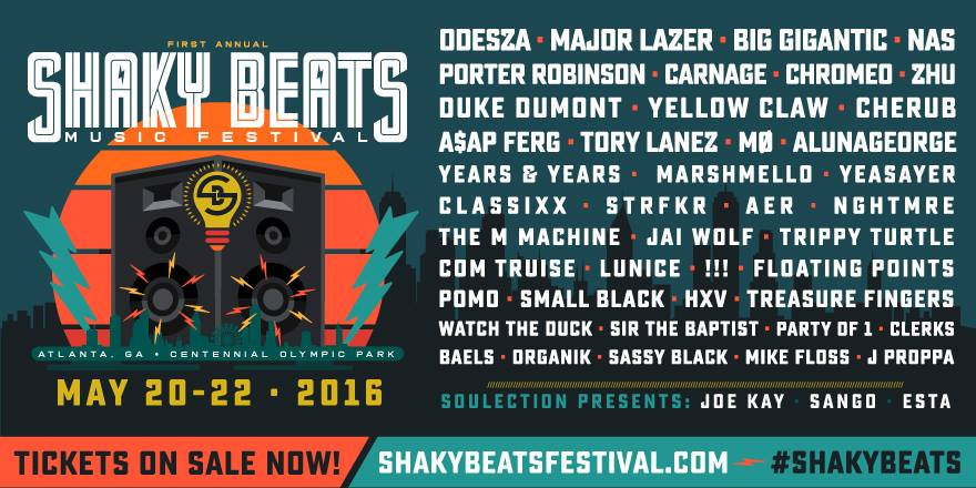 Shaky Beats Goes All-Out With Final Lineup