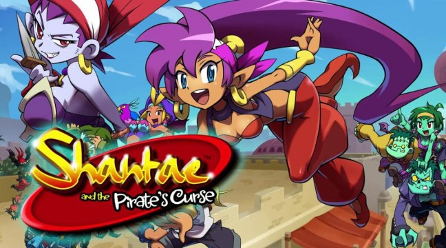 Shantae And The Pirate's Curse Heads To PlayStation 4 Next Week