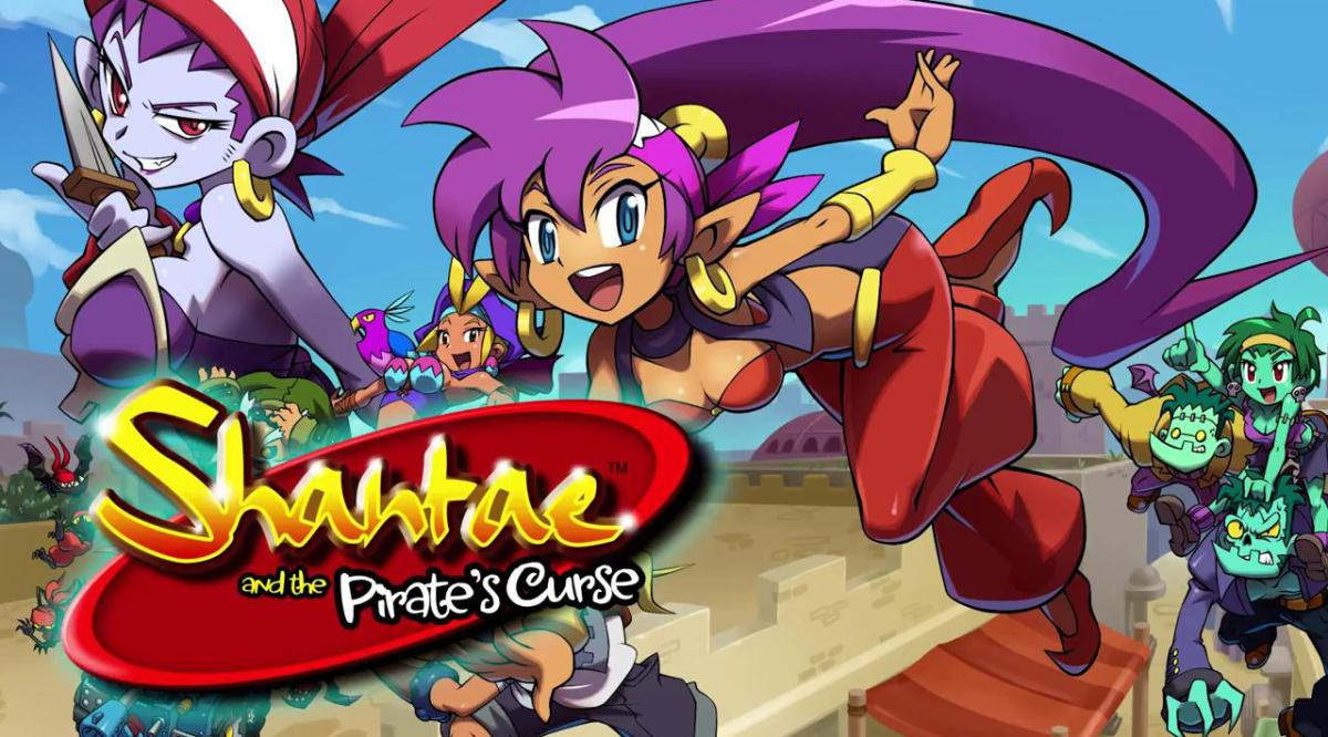 Shantae And the Pirate's Curse Has Been Dated For Xbox One
