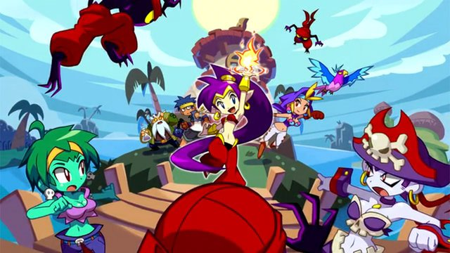 Shantae And The Pirate's Curse Receives All New Gameplay Trailer