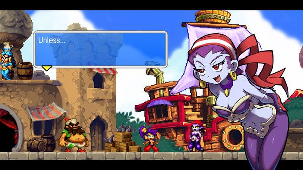 Shantae And The Pirate's Curse (Xbox One) Review