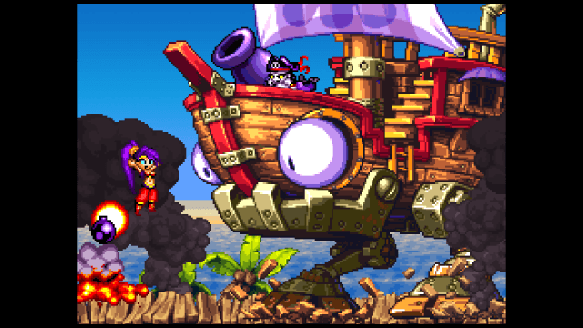 Shantae: Risky's Revenge - Director's Cut Review
