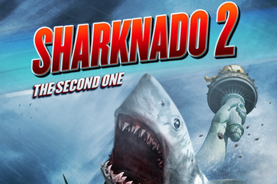Get Ready For Sharknado: The Video Game