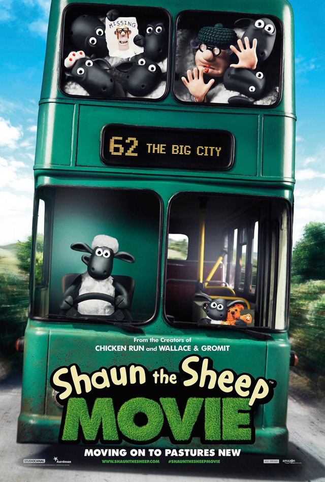 First Full-Length Trailer For Shaun The Sheep Is A Flocking Good Time