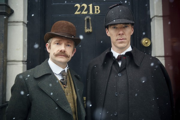 Character Posters For Sherlock: The Abominable Bride Introduce Leading Players