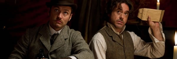 Sherlock Holmes 2 Receives Official Title, The Game Of Shadows