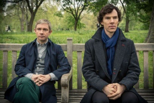 Sherlock's Long-Awaited Return Smashes Series Record With Ratings Of 9.2 Million